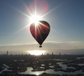 Balloon Down Under - Accommodation Noosa