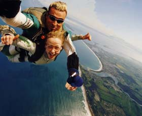 Skydive Melbourne - Accommodation Noosa