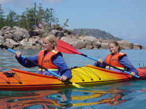 Magnetic Island Sea Kayaks - Accommodation Noosa