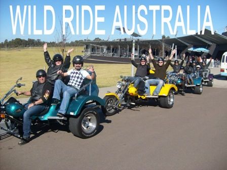 A Wild Ride - Accommodation Noosa
