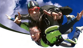 Adelaide Tandem Skydiving - Accommodation Noosa