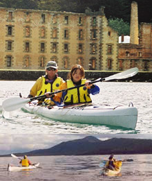 Blackaby's Sea Kayaks and Tours - Accommodation Noosa