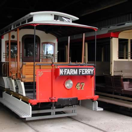 Brisbane Tramway Museum - Accommodation Noosa