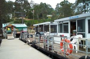 Clyde River Houseboats - Accommodation Noosa