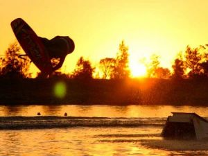 Bonney's WA Water Ski Park - Accommodation Noosa