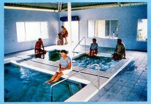 Innot Hot Springs Leisure  Health Park - Accommodation Noosa