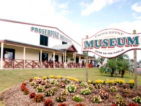 Proserpine Historical Museum - Accommodation Noosa
