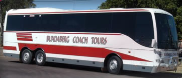 Bundaberg Coaches - Accommodation Noosa