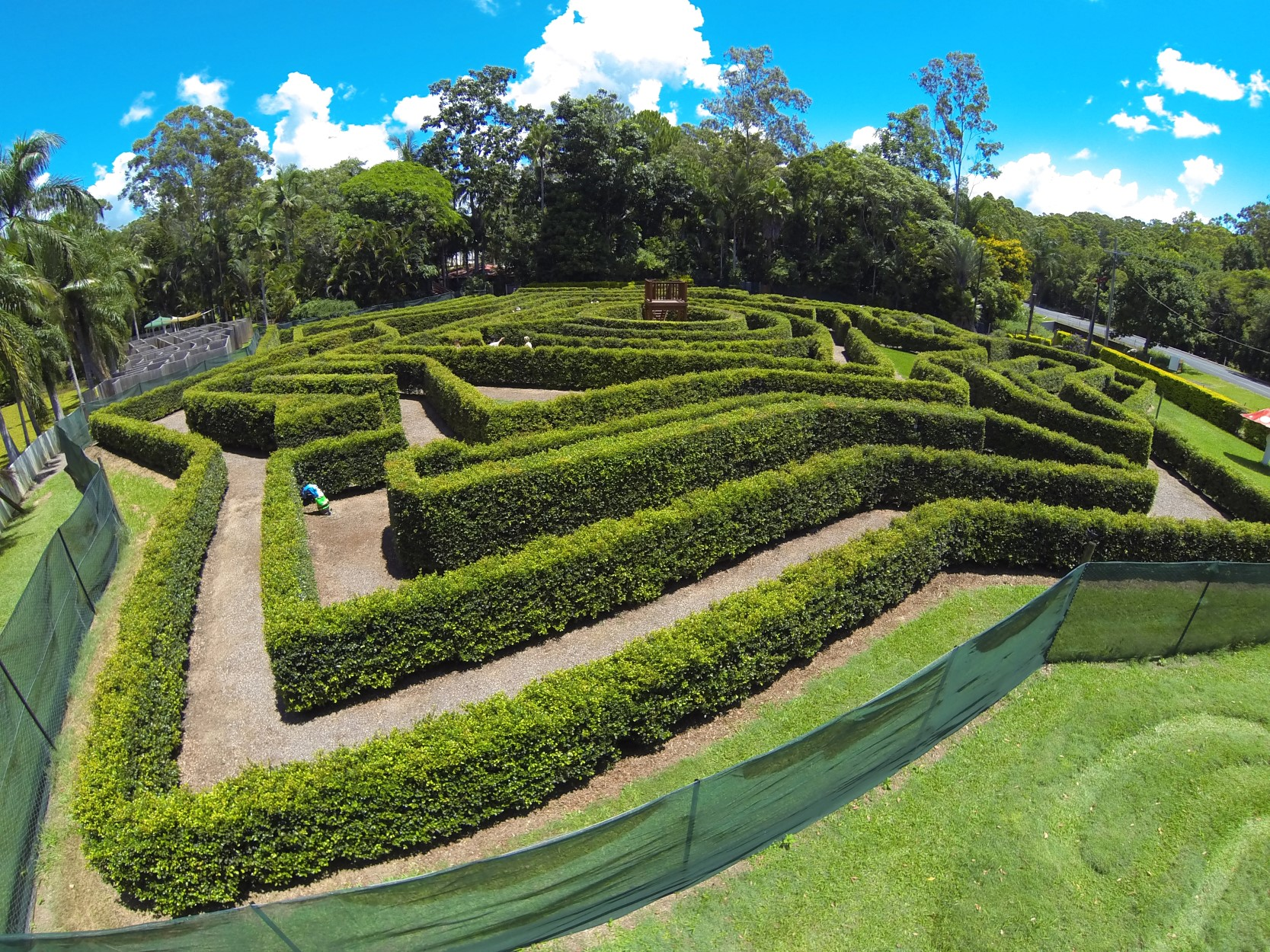 Bellingham Maze - Accommodation Noosa