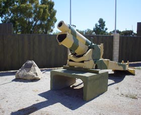 Military Museum Merredin - Accommodation Noosa