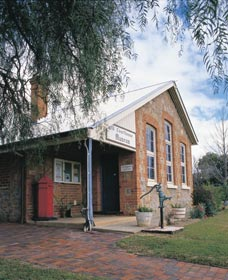 Narrogin Old Courthouse Museum - Accommodation Noosa