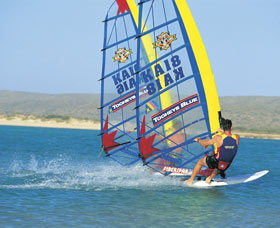 Windsurfing and Surfing - Accommodation Noosa