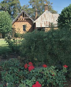Heritage Rose Garden - Accommodation Noosa