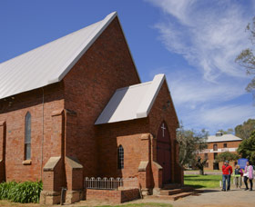 St Stephens Church of England - Accommodation Noosa