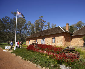 Old Gaol Museum Toodyay - Accommodation Noosa
