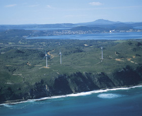 Albany Wind Farm - Accommodation Noosa