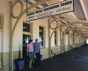 Old Railway Station Bunbury - Accommodation Noosa