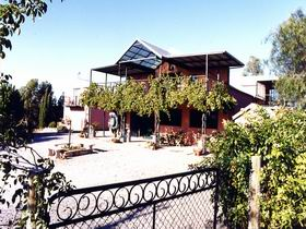 The Terrace Gallery at Patly Hill Farm - Accommodation Noosa