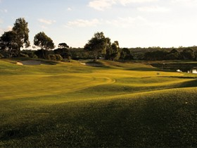 McCracken Country Club Golf Course - Accommodation Noosa