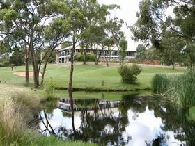 Flagstaff Hill Golf Club and Koppamurra Ridgway Restaurant - Accommodation Noosa