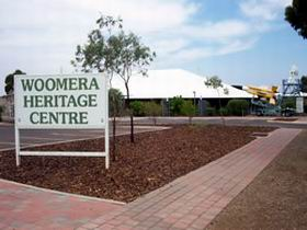 Woomera Heritage and Visitor Information Centre - Accommodation Noosa