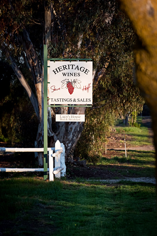 Heritage Wines - Accommodation Noosa