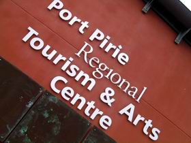 Port Pirie Regional Tourism And Arts Centre - Accommodation Noosa