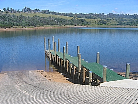 Trevallyn Dam - Accommodation Noosa