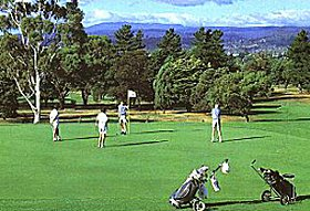 Riverside Golf Club Ltd - Accommodation Noosa