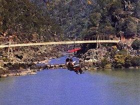 Launceston Cataract Gorge  Gorge Scenic Chairlift - Accommodation Noosa