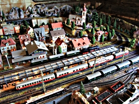 Tudor Court Model Village and German Model Train World - Accommodation Noosa