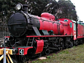 Don River Railway - Accommodation Noosa
