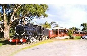 Margate Train - The - Accommodation Noosa