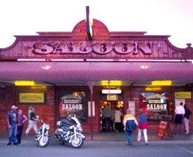 Bojangles Saloon and Dining Room - Accommodation Noosa