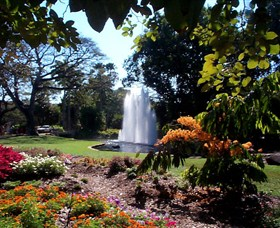 George Brown Darwin Botanic Gardens - Accommodation Noosa