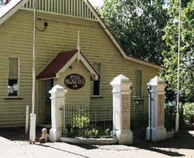 Montville Memorial Precinct - Accommodation Noosa