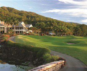 Paradise Palms Golf Course - Accommodation Noosa