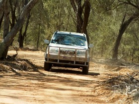 Ward River 4x4 Stock Route Trail - Accommodation Noosa