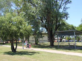 Grosvenor Park in Moranbah