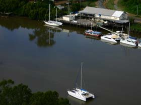 Port of Maryborough - Accommodation Noosa