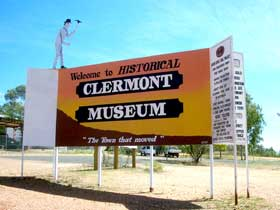 Clermont Historical Centre and Museum - Accommodation Noosa