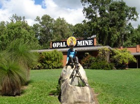 Outback Opal Mine - Accommodation Noosa