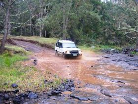 Condamine Gorge '14 River Crossing' - Accommodation Noosa