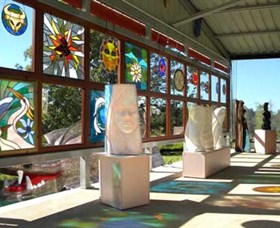 Alpha31 Art Gallery and Sculpture Garden - Accommodation Noosa