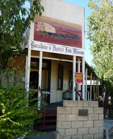 Barcaldine and District Museum - Accommodation Noosa