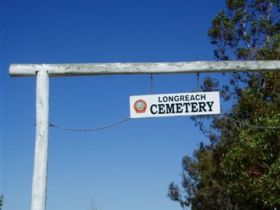 Longreach Cemetery - Accommodation Noosa