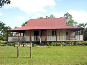 Melba House - Accommodation Noosa