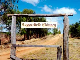 Copperfield Store and Chimney - Accommodation Noosa