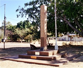 Mount Isa Memorial Cenotaph - Accommodation Noosa