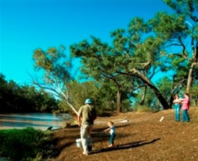 Charleville - Dillalah Warrego River Fishing Spot - Accommodation Noosa